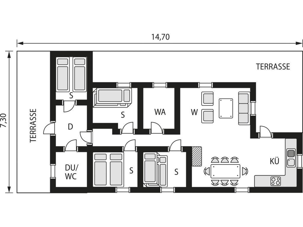 Ferienhaus Logstad (SOO352) (2648536), Hornnes, Agder Ost, Südnorwegen, Norwegen, Bild 3