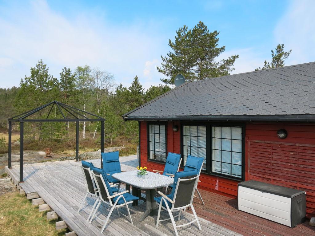 Ferienhaus Logstad (SOO352) (2648536), Hornnes, Agder Ost, Südnorwegen, Norwegen, Bild 15