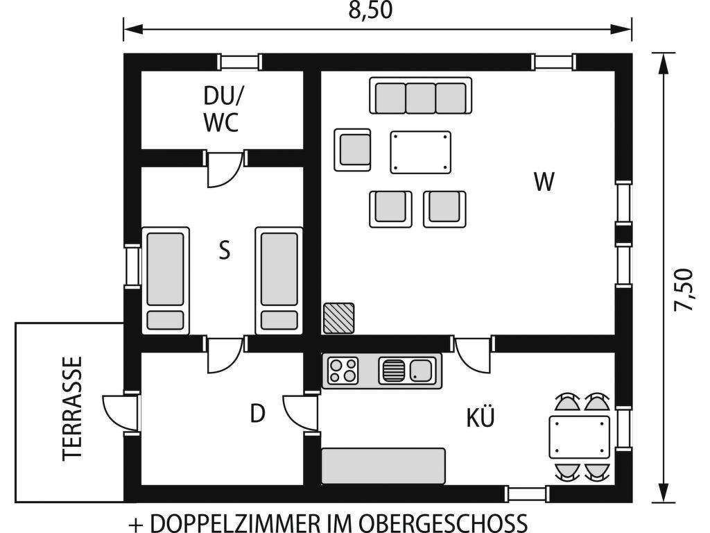 Ferienhaus Fjordpanorama (SET026) Ferienhaus