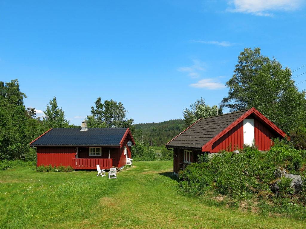 Ferienhaus Arnebu (SOO172) (2648537), Osedalen, Agder Ost, Südnorwegen, Norwegen, Bild 10