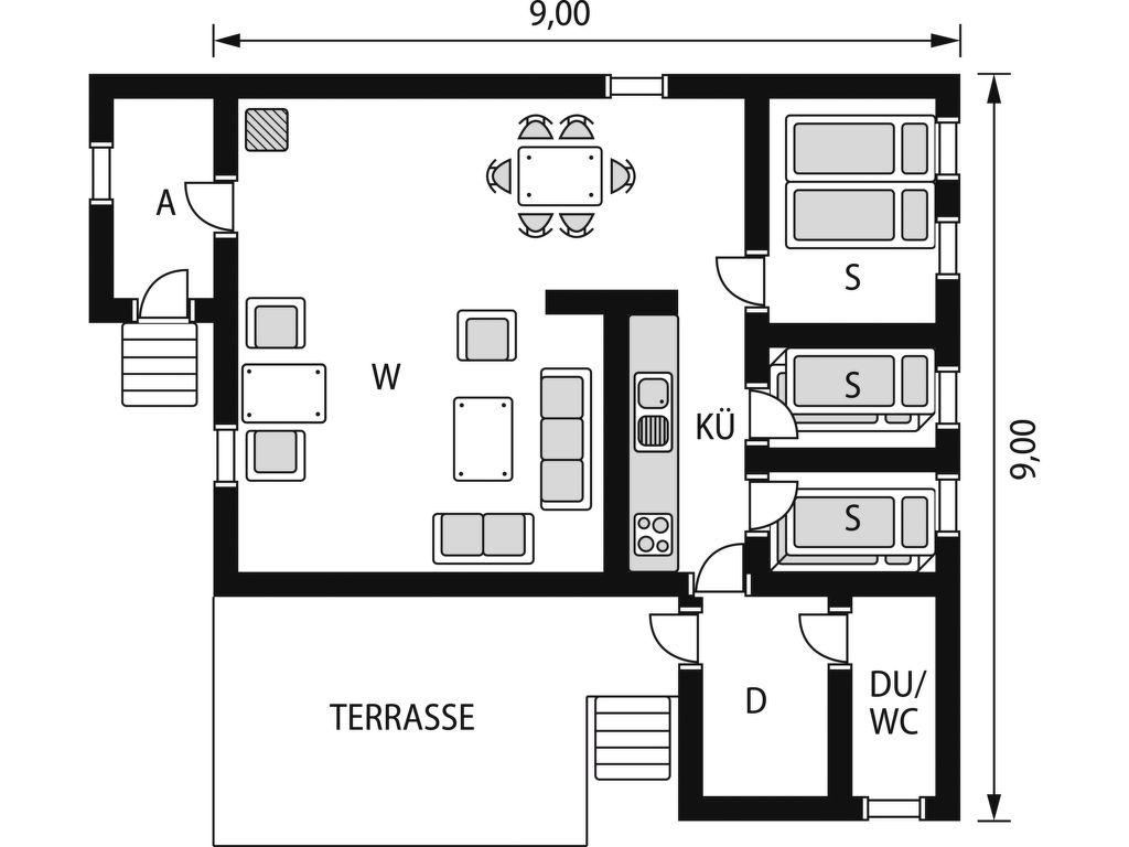 Ferienhaus Vigdisheimen (SOO225) (2648538), Rykene, Agder Ost, Südnorwegen, Norwegen, Bild 20