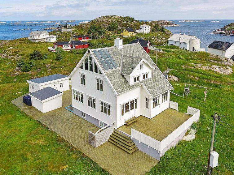 met je hond naar dit vakantiehuis in Frøya
