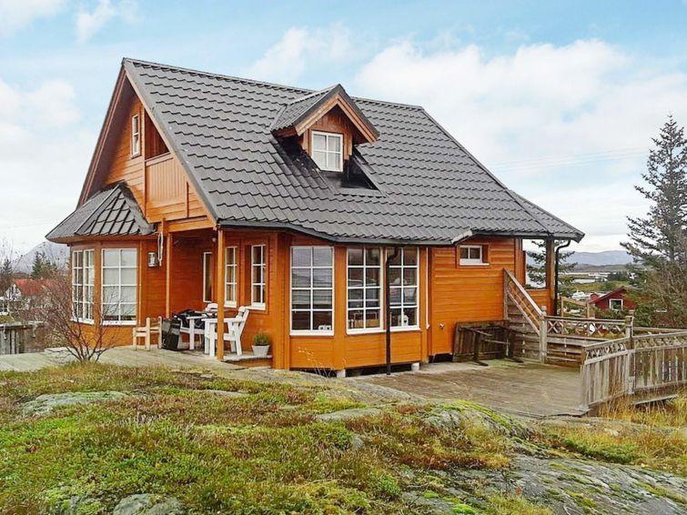 Tatil Evi Helgeland-Helgeland