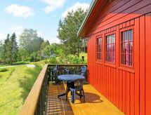 Sognefjord, Nordfjord, Sunnfjord - Holiday House Ferienhaus (FJS145)