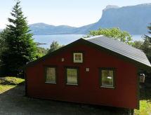 Sognefjord, Nordfjord, Sunnfjord - Holiday House Ferienhaus (FJS147)