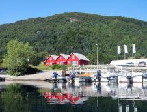 Sognefjord, Nordfjord, Sunnfjord - Holiday House Ferienhaus mit Sauna (FJS150)