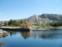 Sognefjord, Nordfjord, Sunnfjord - Ferienwohnung Ferienhaus mit Sauna (FJS533)