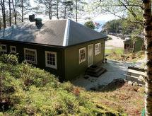 Sognefjord, Nordfjord, Sunnfjord - Ferienhaus Angelhaus (FJS125)