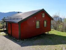 Sognefjord, Nordfjord, Sunnfjord - Holiday House Ferienhaus (FJS143)