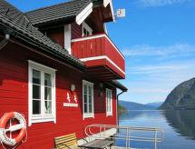 Sognefjord, Nordfjord, Sunnfjord - Appartement Arnafjord (FJS610)