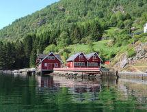 Sognefjord, Nordfjord, Sunnfjord - Maison de vacances Arnafjord (FJS612)