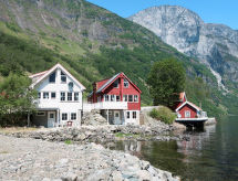 Sognefjord, Nordfjord, Sunnfjord - Maison de vacances Gudvangen (FJS392)