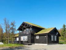 Skeikampen - Maison de vacances Lundhytta (OPP205)