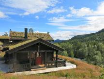 Setesdal - Ferienhaus Brokke (SET036)