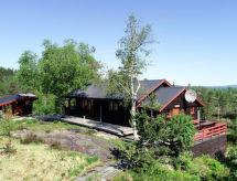 Sörland Ost - Vakantiehuis Evje (SOO348)