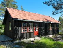 Sörland Ost - Ferienhaus See Förevatn (SOO019)