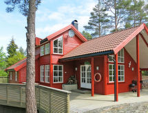 Sörland Ost - Ferienhaus Tvedestrand (SOO692)