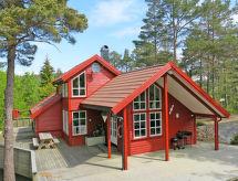 East Sörland - Holiday House Tvedestrand (SOO692)