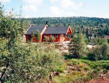 Treungen, Telemark - Maison de vacances Nissedal