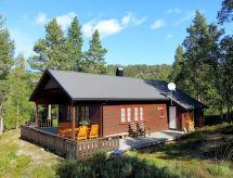 Treungen, Telemark - Vakantiehuis Ferienhaus (TEM019)