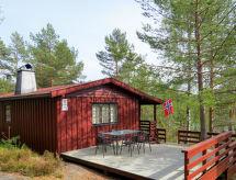 Treungen, Telemark - Maison de vacances Låstad (TEM041)