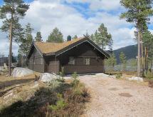 Treungen, Telemark - Casa See Vråvatn (TEM203)