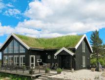 Treungen, Telemark - Maison de vacances Ferienhaus mit Sauna (TEM002)