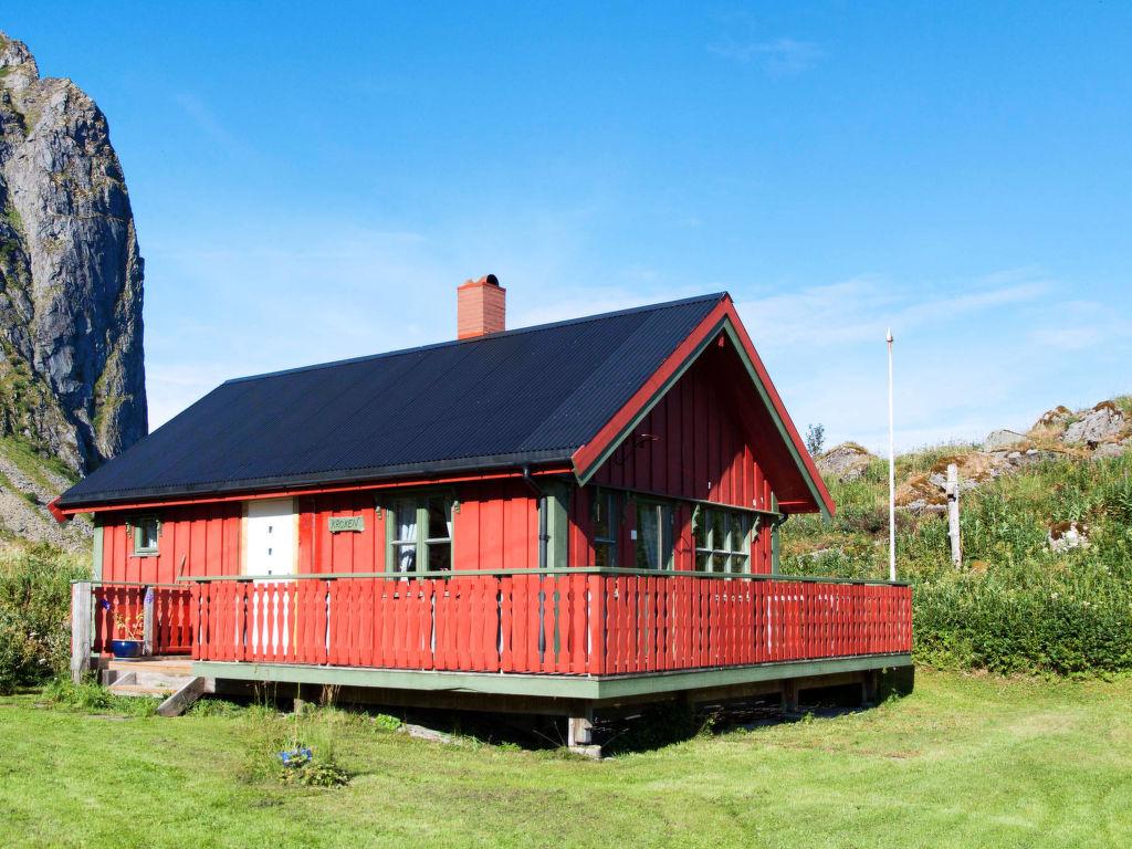 Ferienhaus Thomassen (LFT041) (109834), Bøstad, , Nordnorwegen, Norwegen, Bild 1