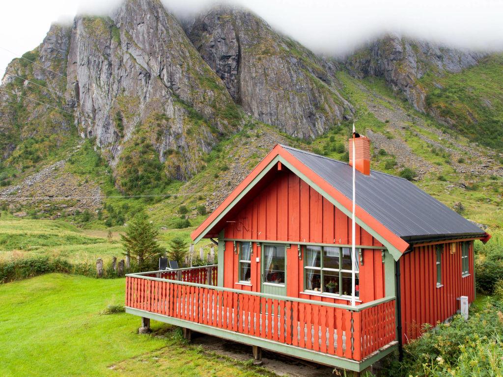 Ferienhaus Thomassen (LFT041) (109834), Bøstad, , Nordnorwegen, Norwegen, Bild 4