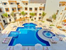 As Sifah - Apartman Blue View 3 BDR