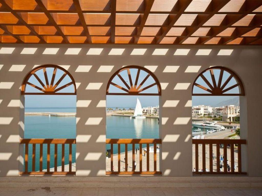 Ferienwohnung Blue View 2 BDR Ferienwohnung in Asien und Naher Osten