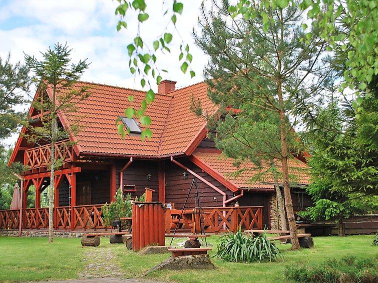Ferienhaus Osiedle Fregata