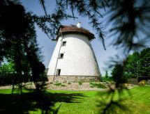Ryn - Ferienhaus Wiatrak