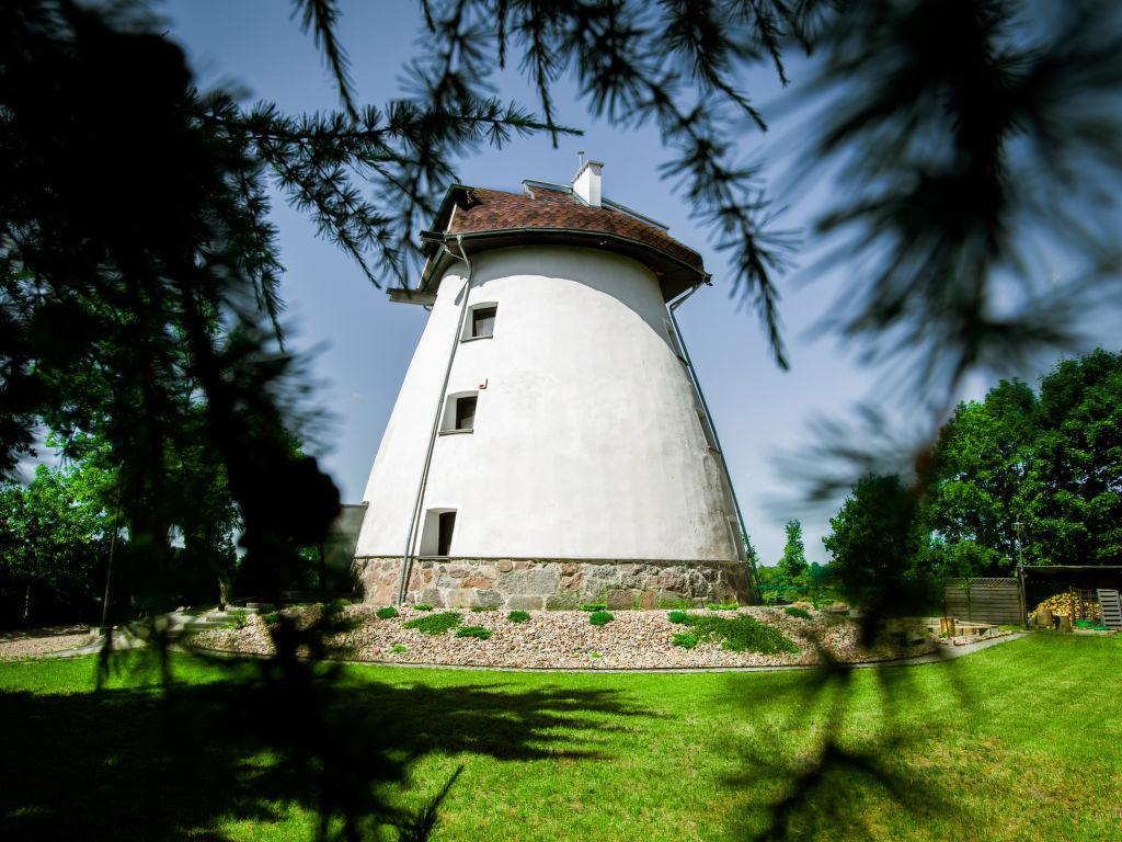Ferienhaus Wiatrak Ferienhaus in Polen