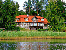 Pojezierce - Ferienhaus Modrzewiowy Dwór