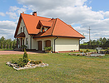 Serwy - Ferienhaus Dalny Las