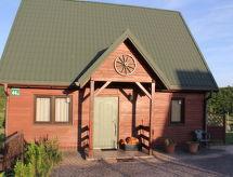 Stare Juchy - Maison de vacances Dom zielony