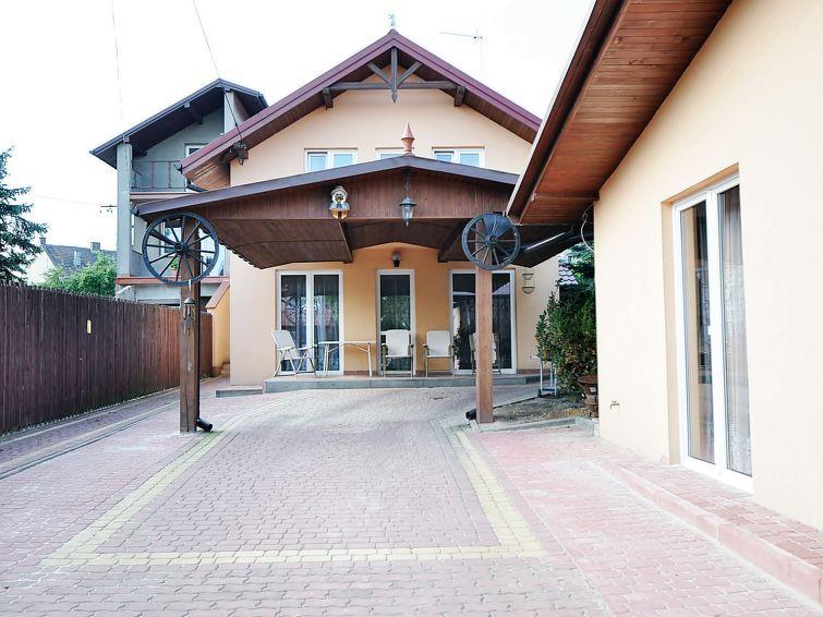 noclegi Krakau