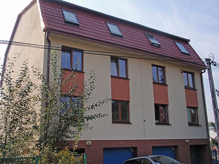 Czarodziejska - Apartment - Krakow