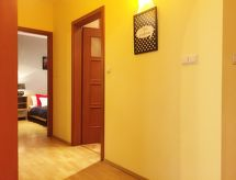 Apartamenty Black Red White