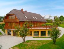 Borówna - Dom wakacyjny Borówna