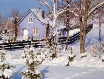 Rzyki - Dom wakacyjny Niebieski