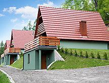 Mydlarze for mountain biking and with balcony