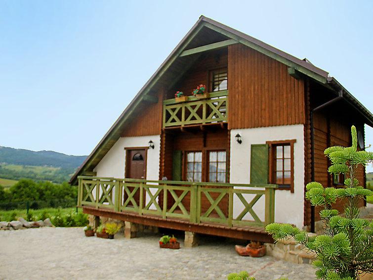 met je hond naar dit vakantiehuis in Rychwald