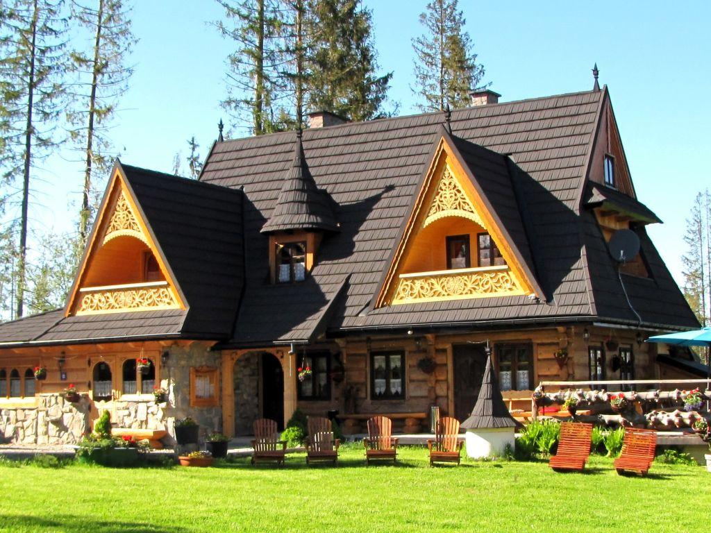 Ferienhaus Bajkowa Chata Ferienhaus in Polen