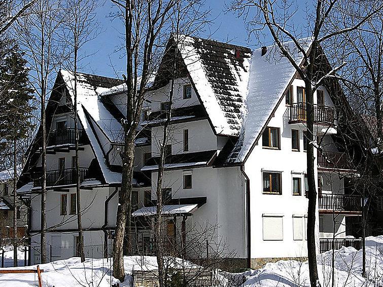 Marusarzówny - Apartment - Zakopane