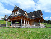 Bukowina-Czarna Gora - Maison de vacances Czarna Góra