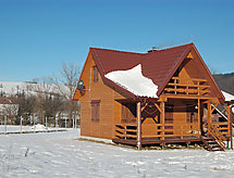 Bukowiec - Casa de vacaciones Nad Soliną