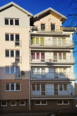 Ustrzyki Dolne - Lägenheter Łukasiewicza
