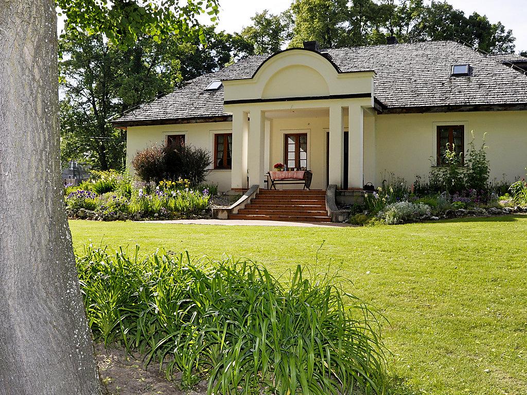 Ferienhaus Dwór Bystrzanowice Ferienhaus  Schlesien